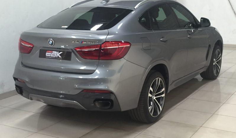 2015 BMW X6 M50D full