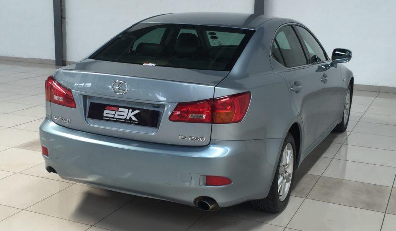 2007 LEXUS IS 250 full